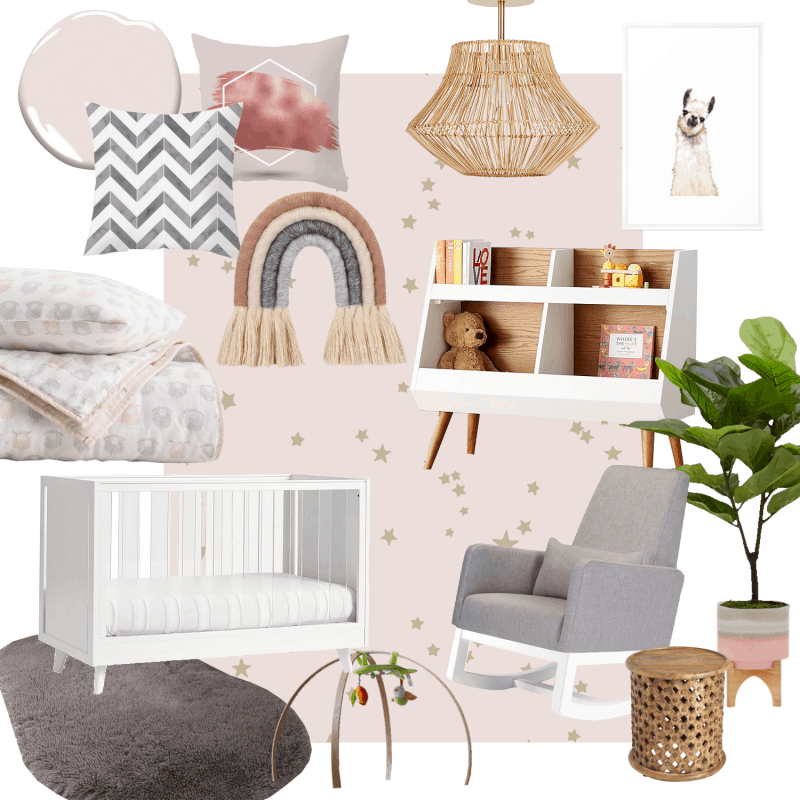 Designer Nursery Decor